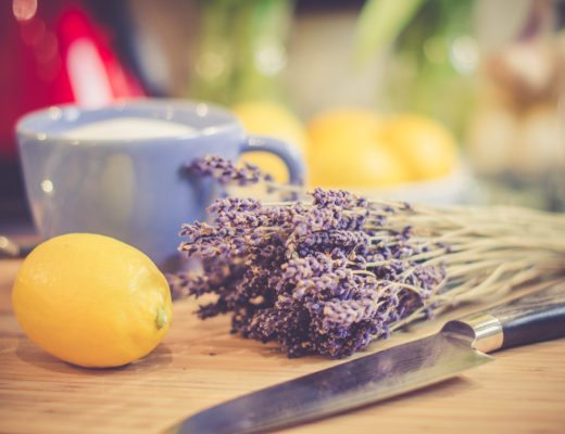 lavender sprizz