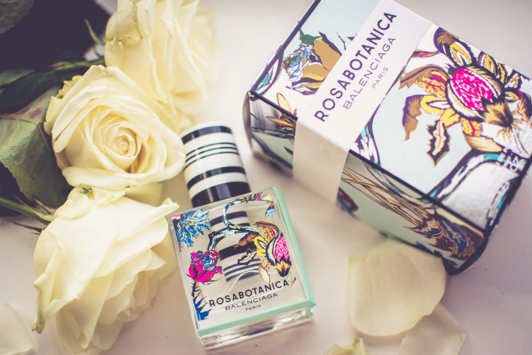 rosabotanica by balenciaga spring fragrance duft parfum