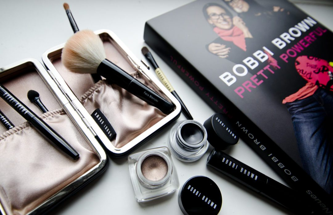 bobbi brown makeup brush book pretty powerful anna frost