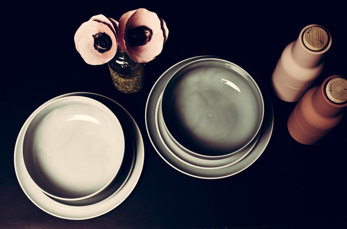 Skandinavisches design geschirr  Menu - skandinavisches Design auf dem Tisch - fafine by Anna Frost