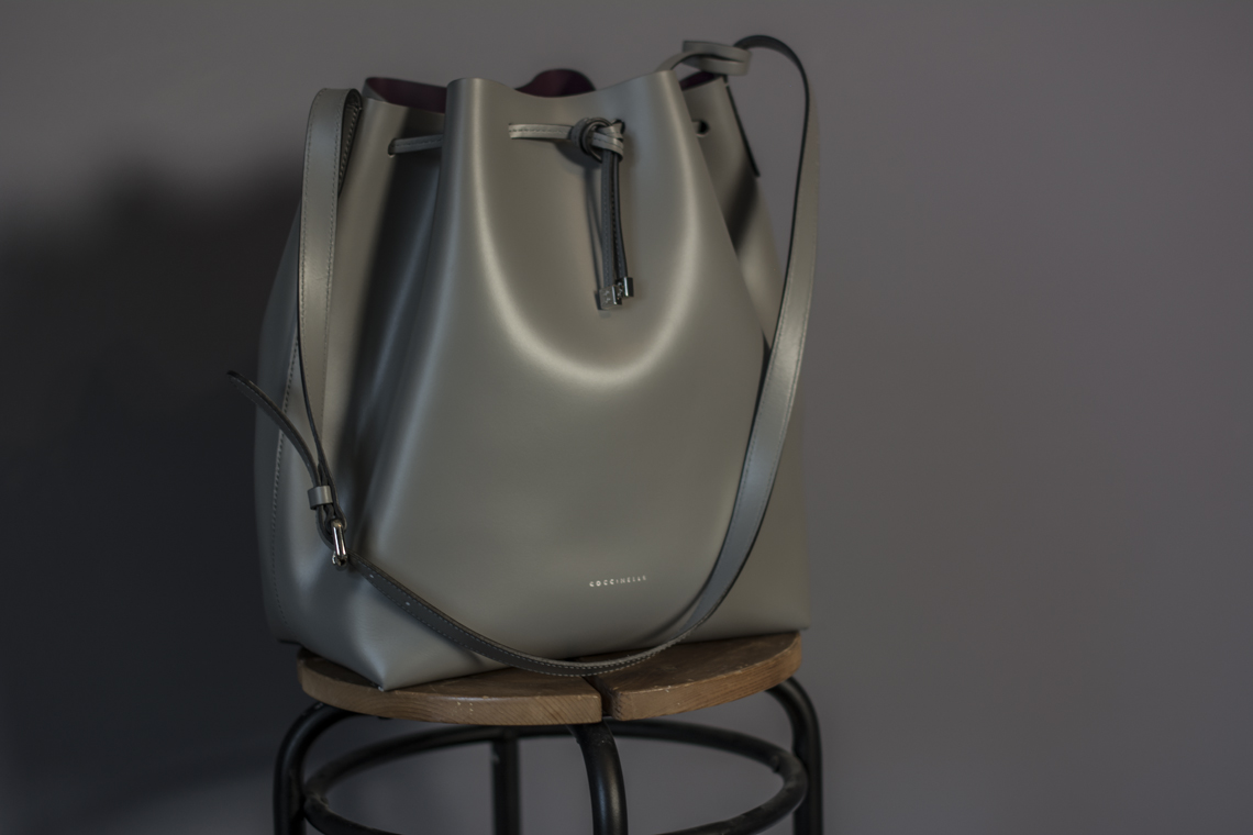 d990fbc191add Bucket Bag by Coccinelle - fafine by Anna Frost