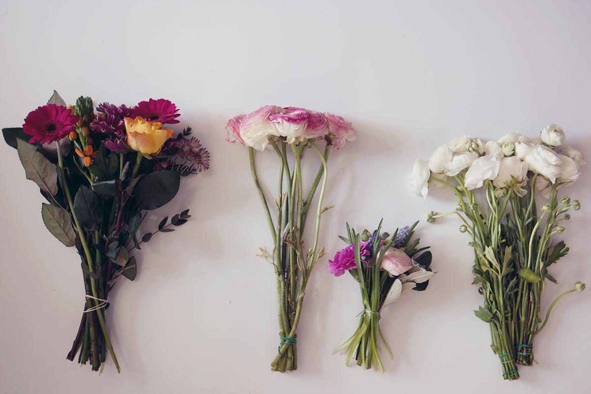 coffeetable flowers blumen