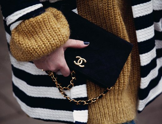 anna frost fafine jump stripes chanel