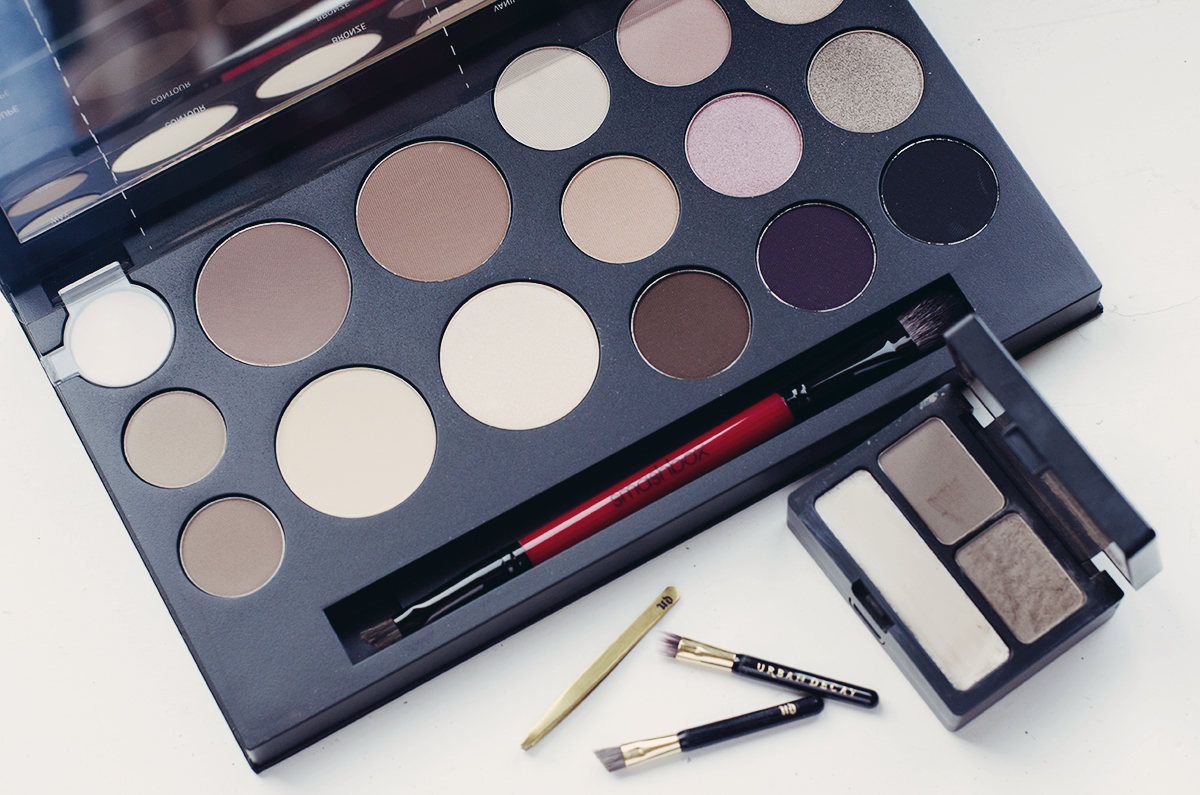 anna frost perfect brow smashbox urban decay brow palette shapematters