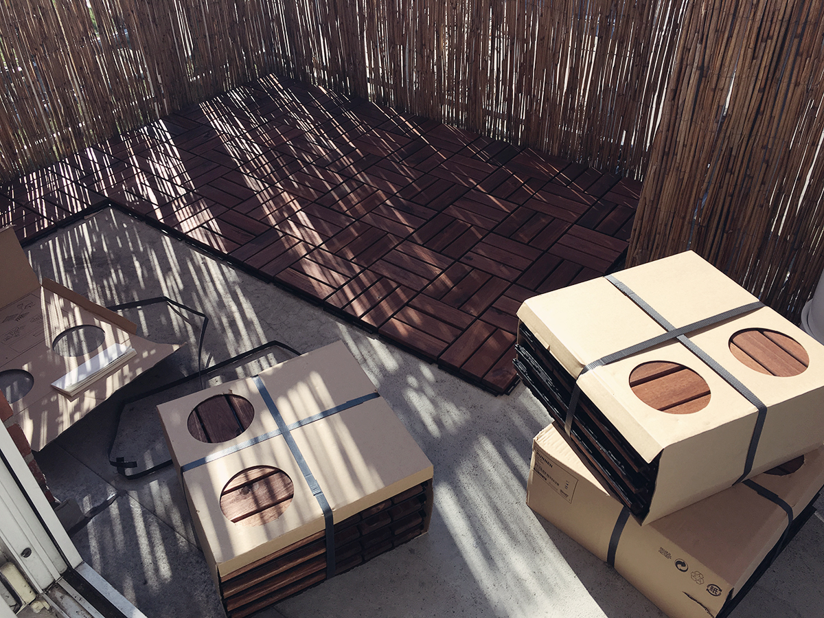 idee balkon winter. Black Bedroom Furniture Sets. Home Design Ideas
