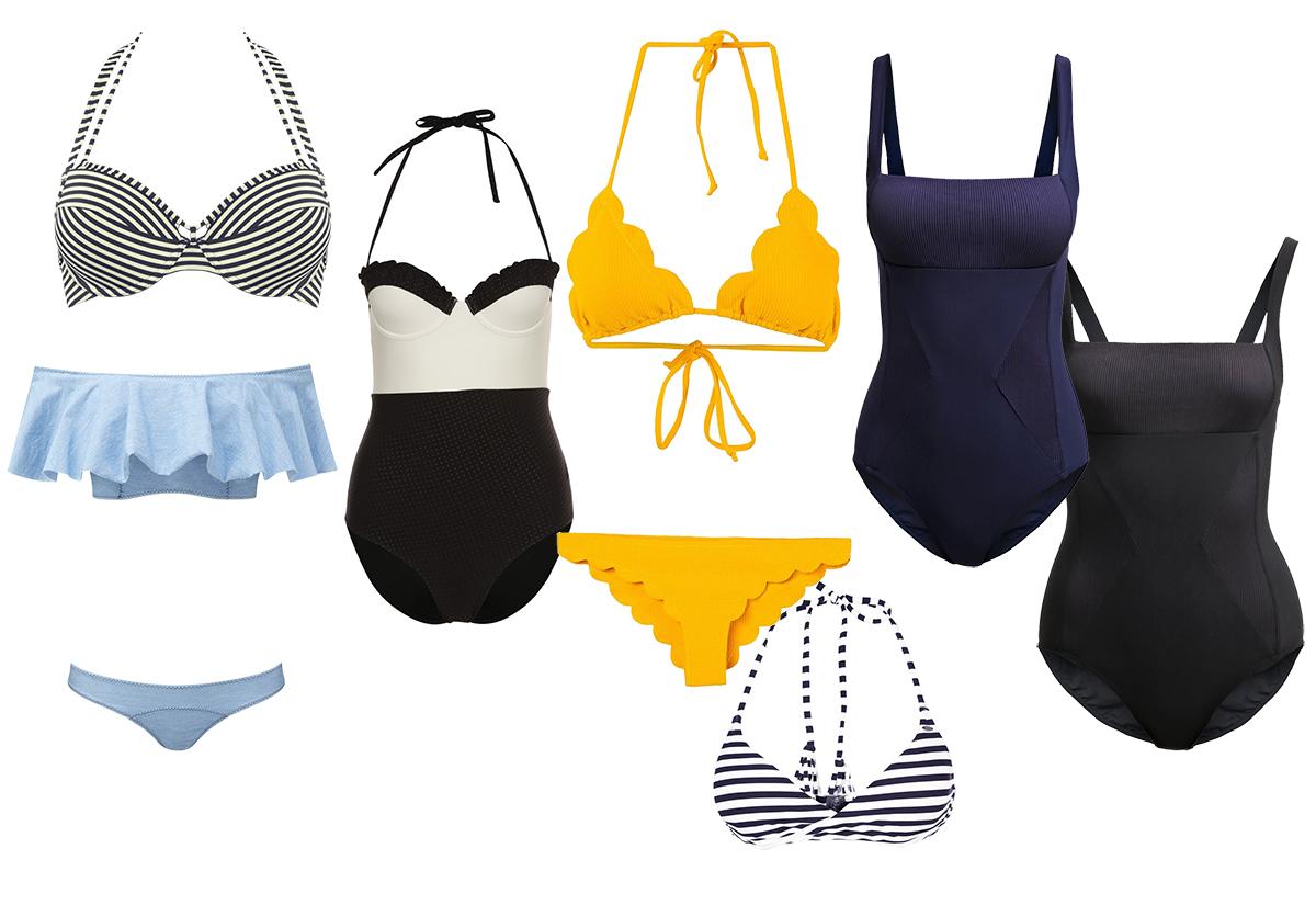 anna frost fafine badeanzug bikini 2016