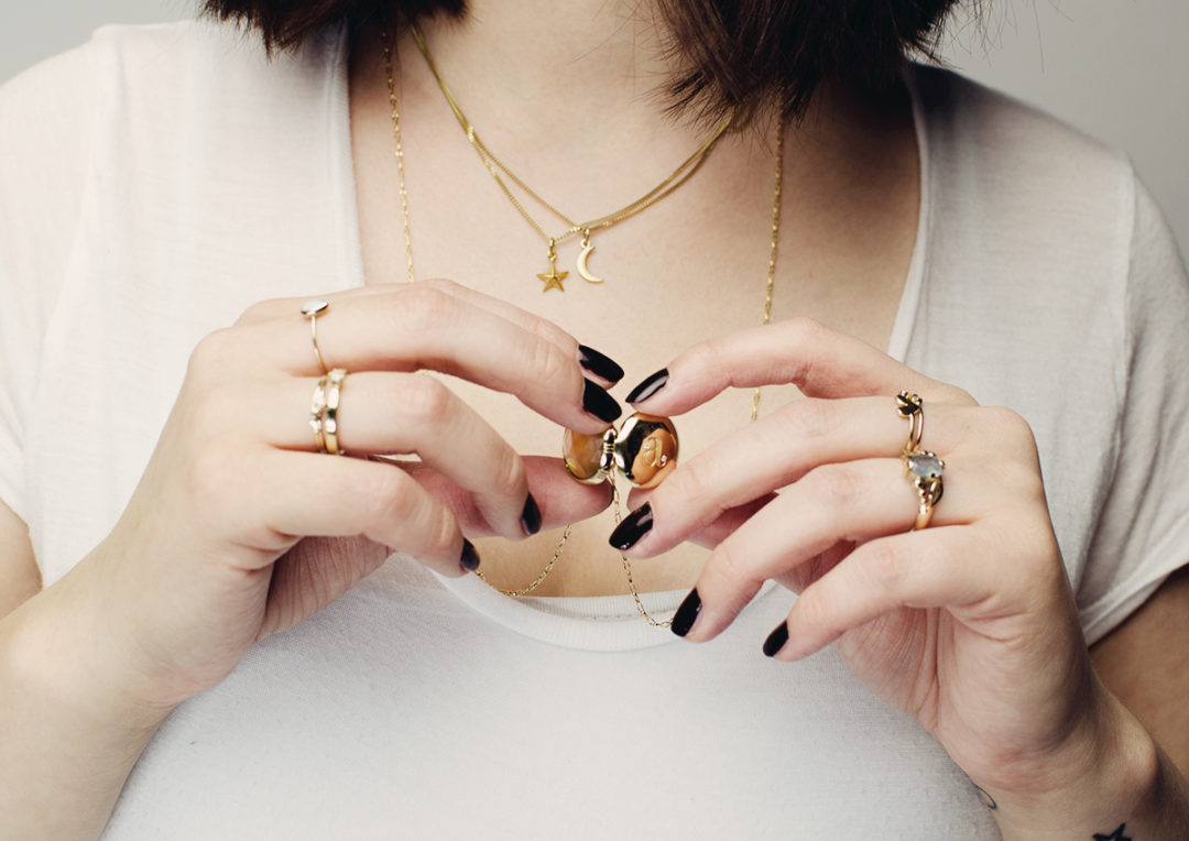 Everyday Jewellery Fafine By Anna Frost