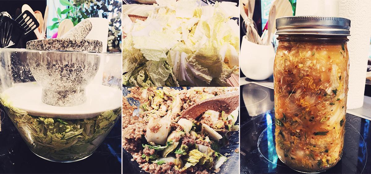 homemade kimchi rezept