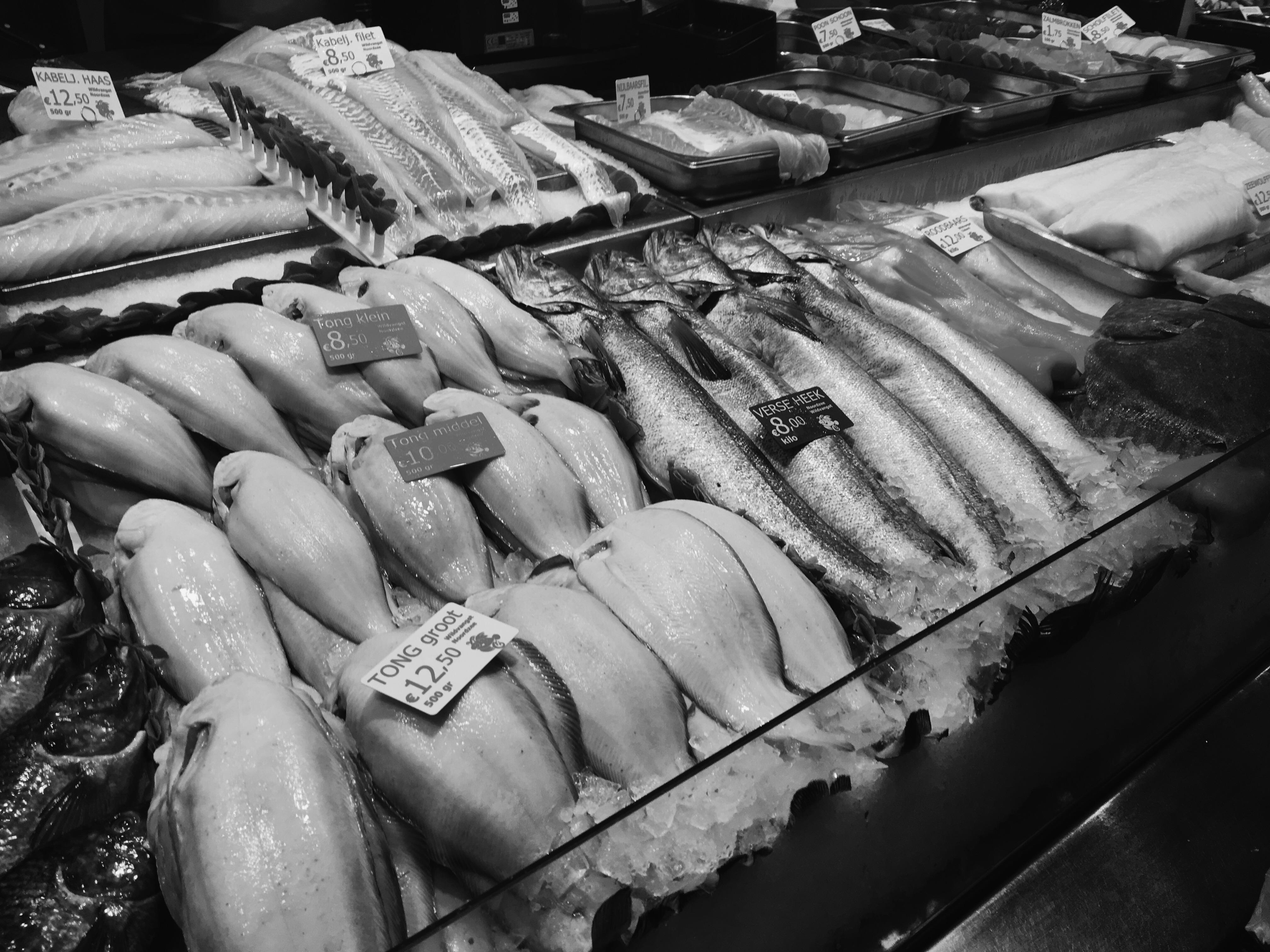 anna frost amsterdam fafine fish market