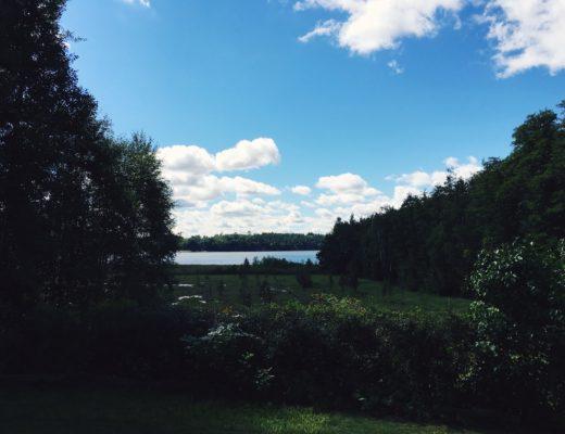 anna frost in schweden see yngaren schwedenhaus