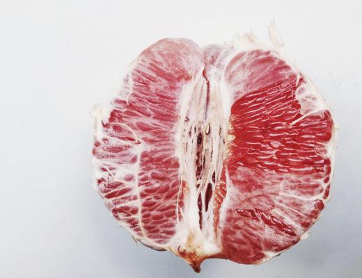 vagina fruit anna frost fafine grapefruit