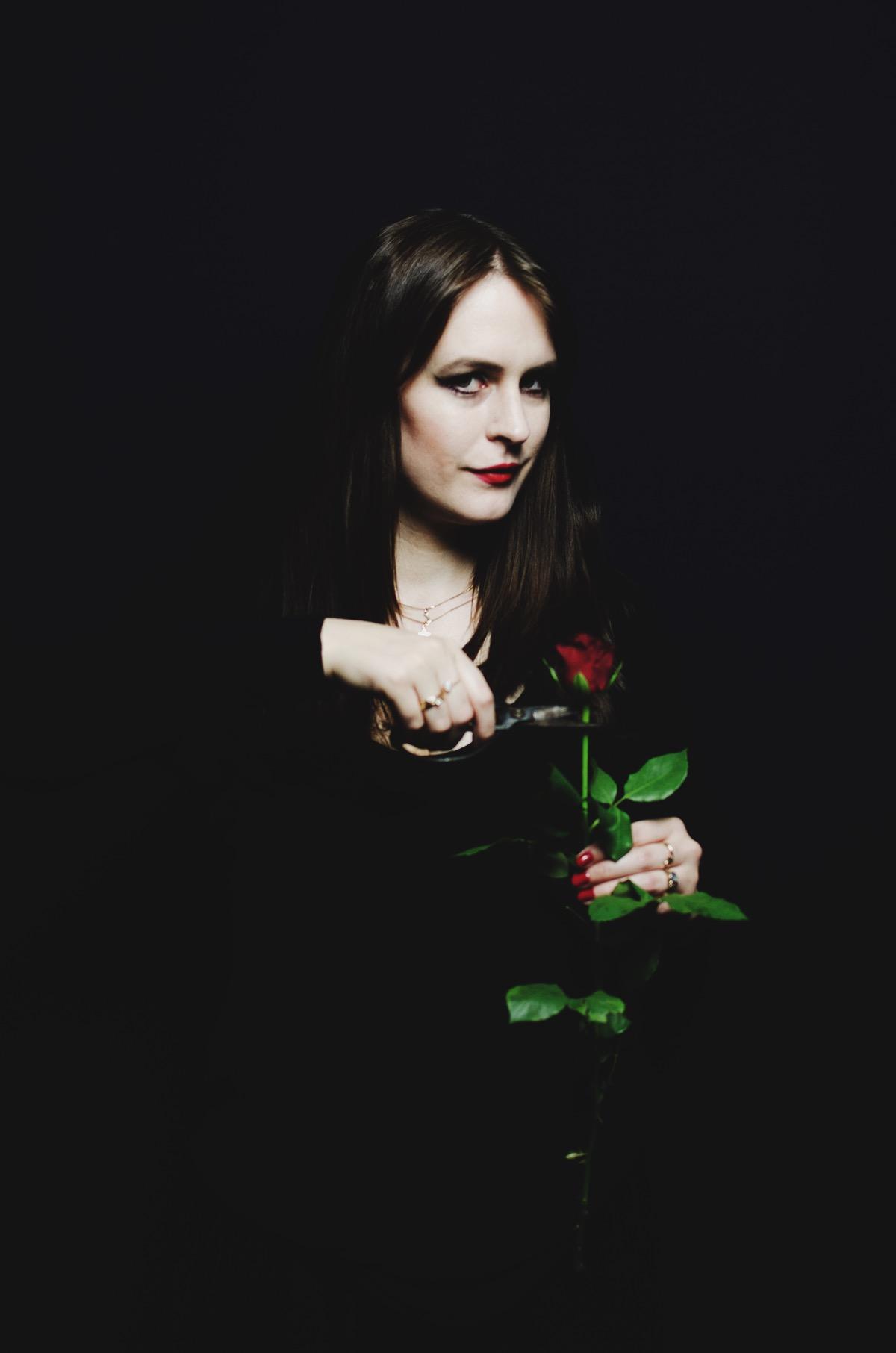 Anna Frost Morticia Addams