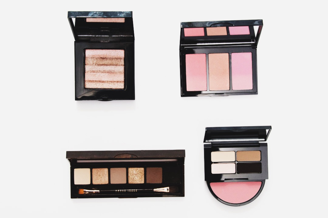 anna frost fafine de bobbi brown calypso cheek palette travel shimmer brick eyes and cheeks