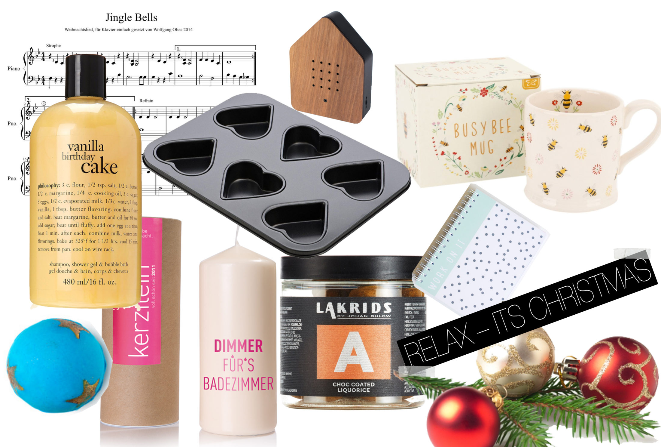 anna frost fafine christmas gift guide relax wellness