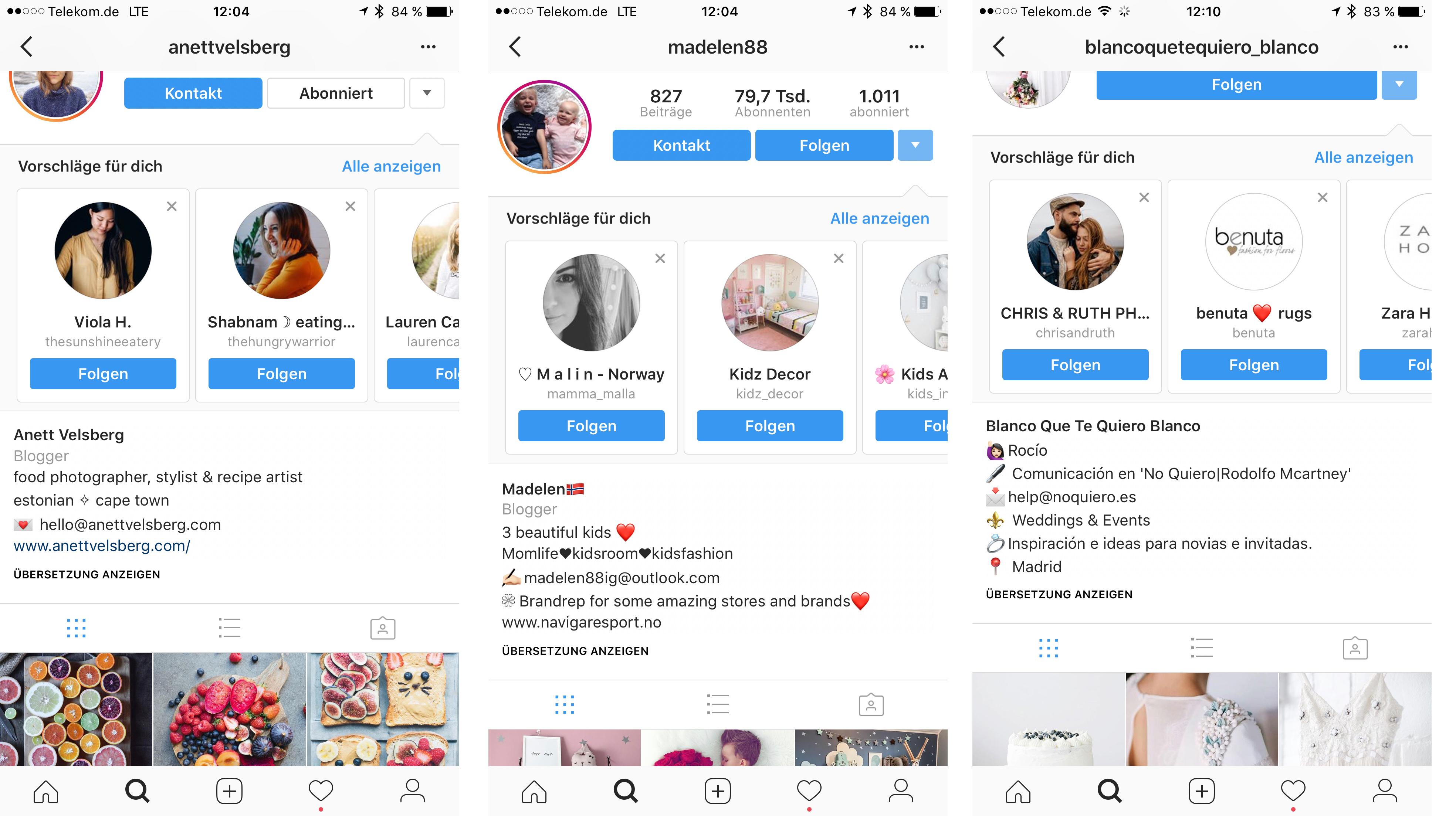 instagram folge neuen accounts 1
