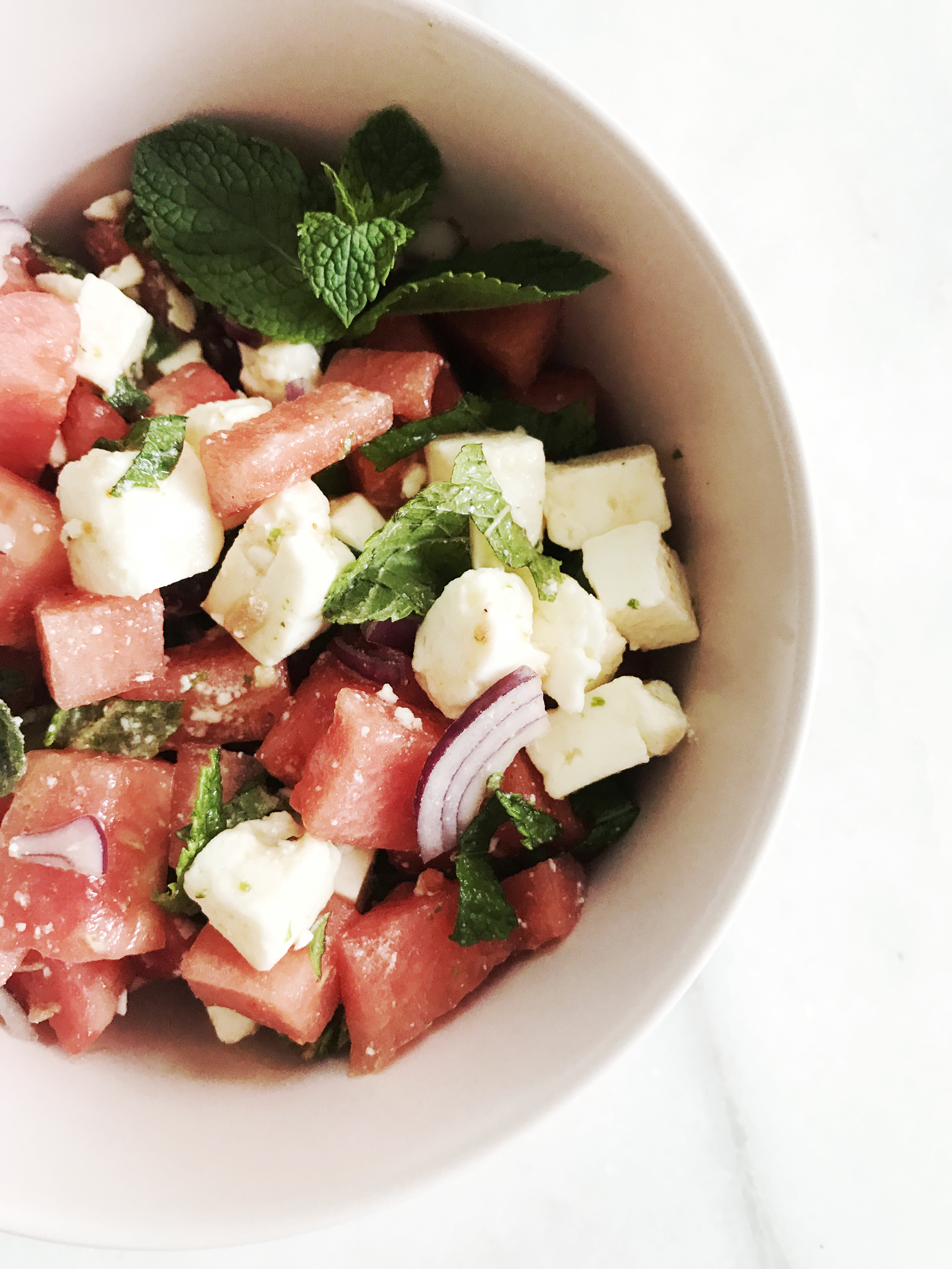 watermellon salad 2