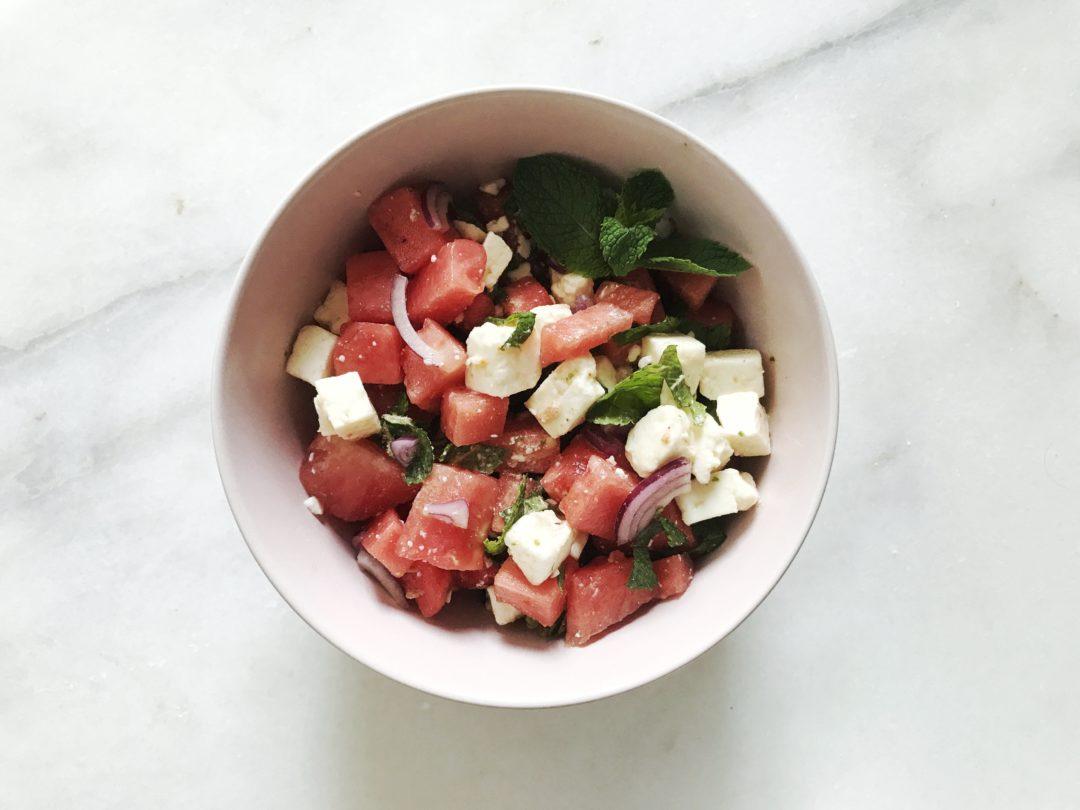 watermellon salad 3