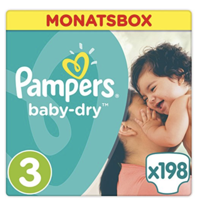 Pampers Windel Abo