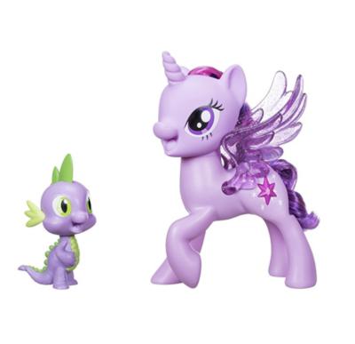 Twilight Sparkle & Spike