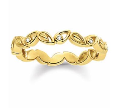 Thomas Sabo Ring mit Diamanten