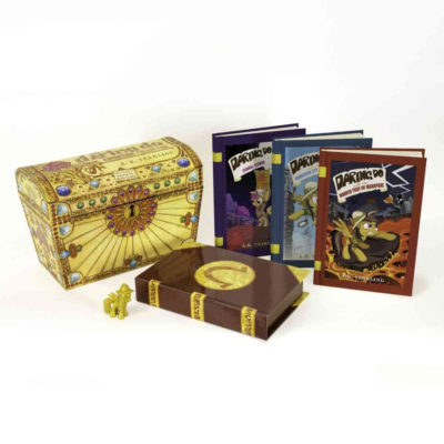 The Daring Do Adventures Collection