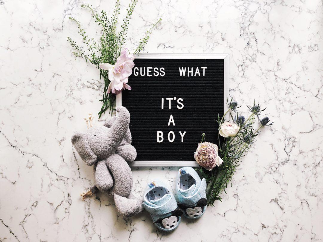 Schwangerschaftsupdate: 21. Woche - fafine by Anna Frost
