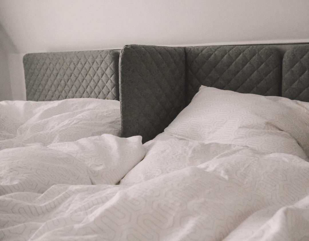 Schlaf Gut Unser Neues Boxspringbett Silence Fafine By